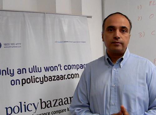 Yashish Dahiya-PolicyBazaar