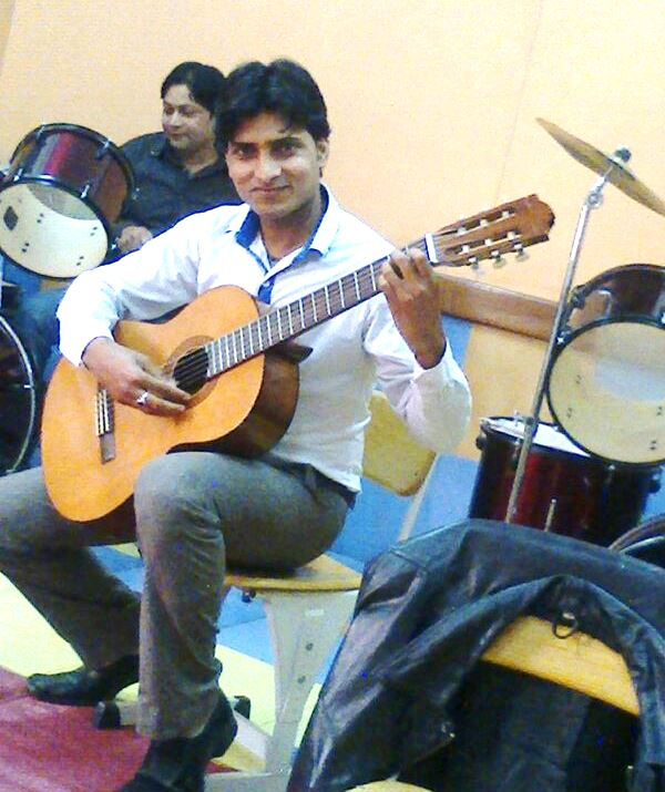 Shehzad Ahmed - My Music is Indispensable. Life, You Must Comply.