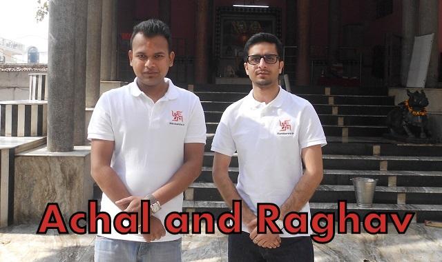 Achal & Raghav-manokamna-lifebeyondnumbers