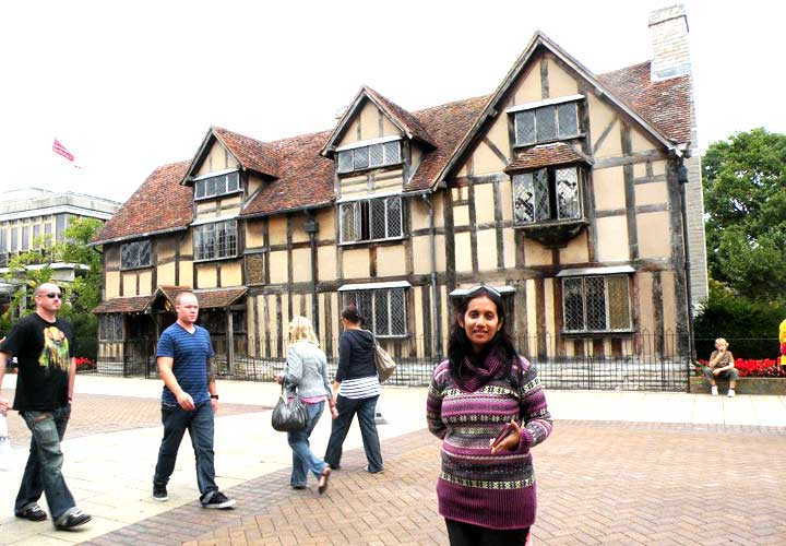 To My Mecca And Back - A Trip To William Shakespeare's Birthplace