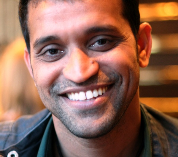 Amin Sheikh's Bombay To Barcelona: From Life On The Streets To Cafe-Sized Dreams