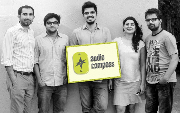 AudioCompass: Explore India Through Personal Audio Tours