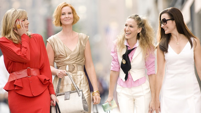 Which Sex And The City Girl Are You?