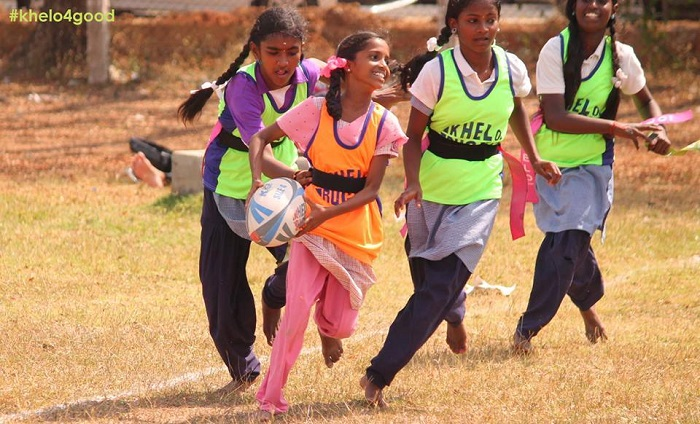 Khelo Rugby: Bringing The Spirit Of Sport To Disadvantaged Children