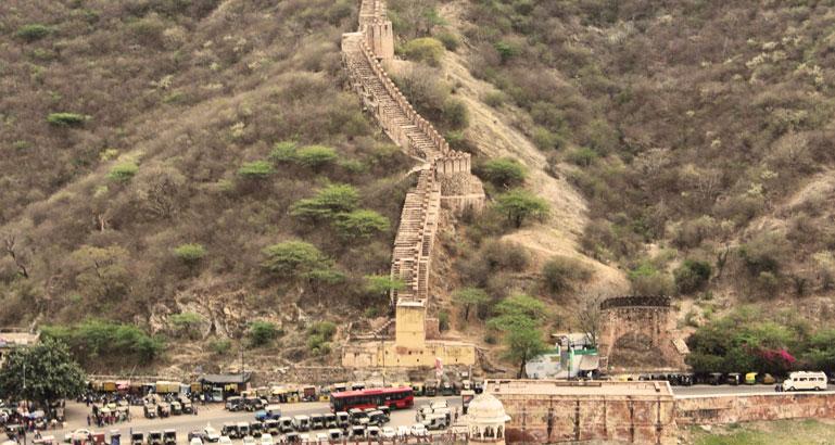 Ambar Fort Jaipur