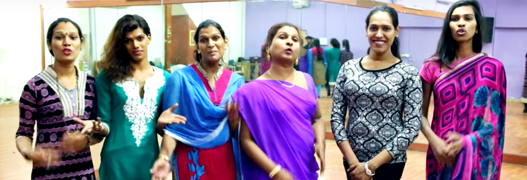 6 pack band - india's first transgender music band