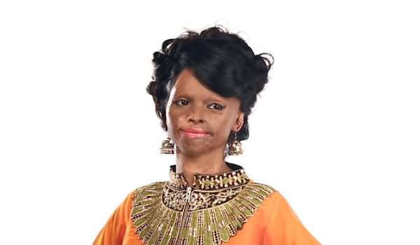 Laxmi Agarwal Acid Attack Survivor
