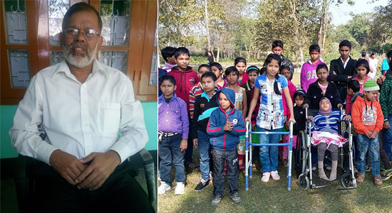 "Kumud Kalita: Turning Disability To ""This Ability"", One Child At A Time In Assam"