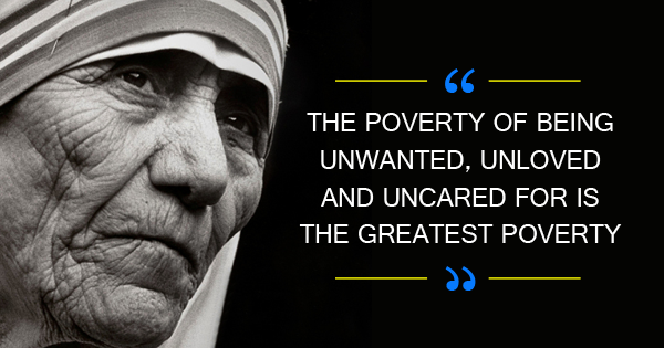 Mother Teresa - Memorializing The Macedonian Mother Who Missioned Her Life For The Poor