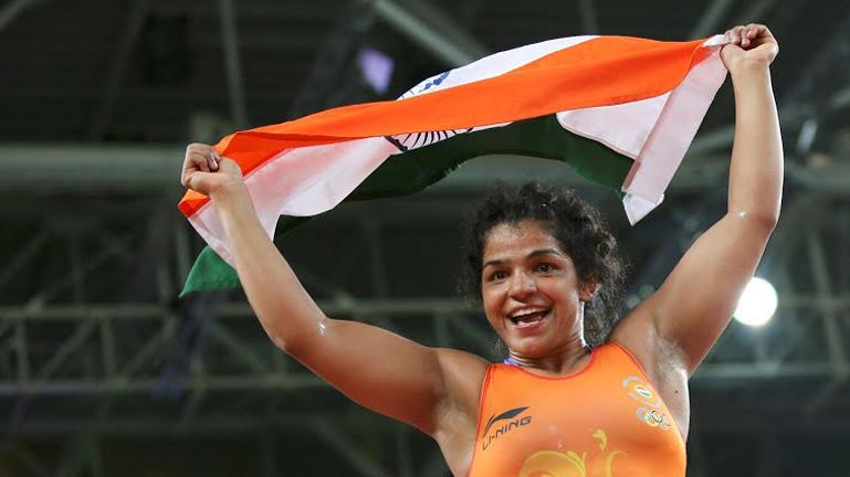 Sakshi Malik wins bronze in rio olympics 2016