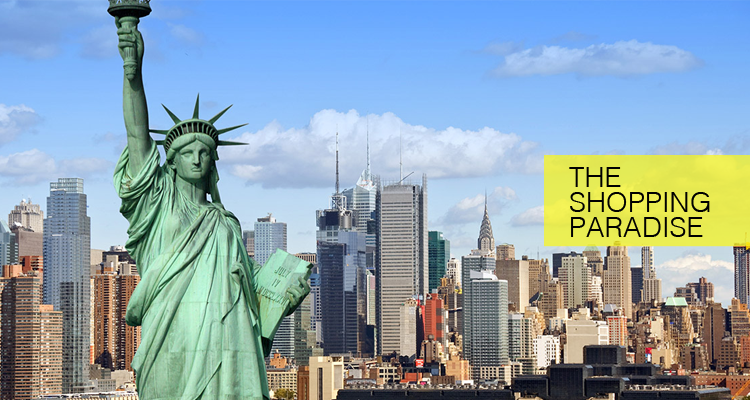 nyc shopping destinations