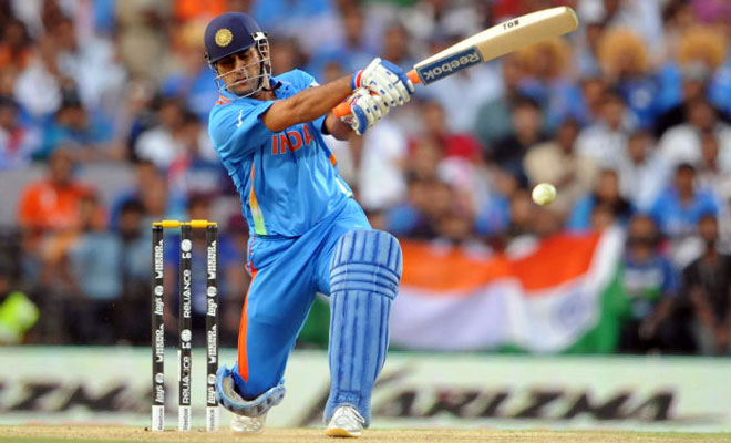 dhoni last match as captain of India