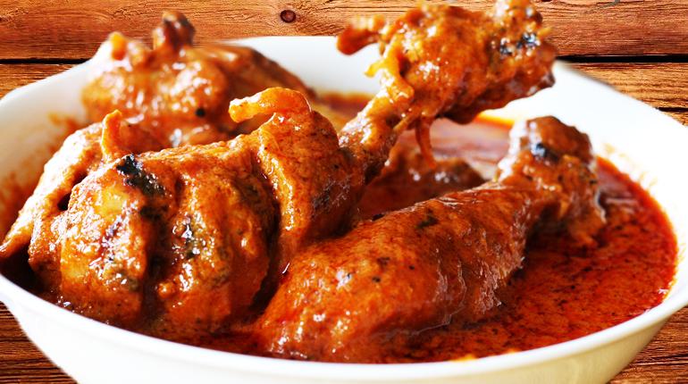 Butter Chicken - a must eat in Delhi