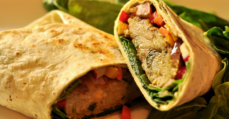 kathi roll must try indian food