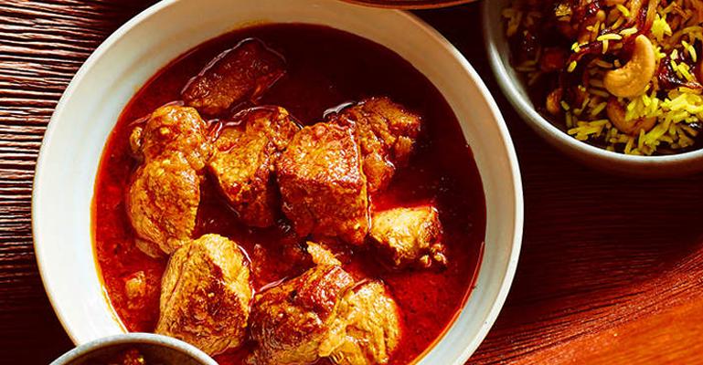 porkvindaloo must try indian food