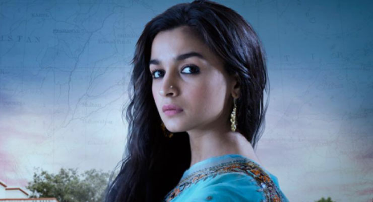 Alia Portrays A Real Life Indian Spy With Yet Another Power Packed Performance