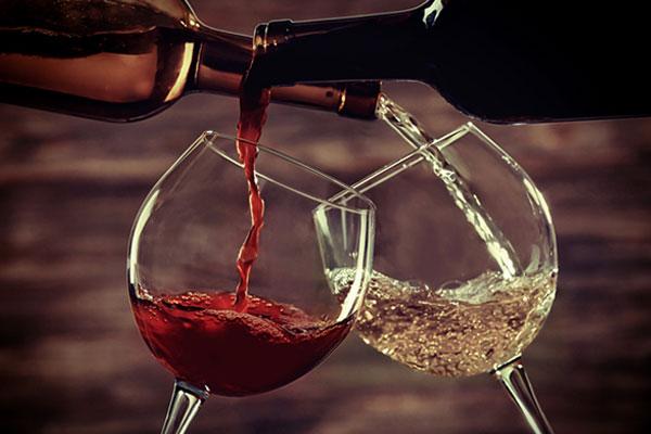 benefit of wine
