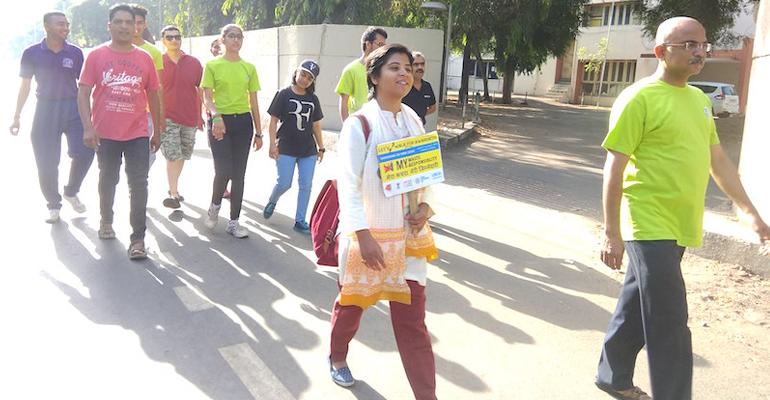 Rajeshwari Singh is on her way to Delhi