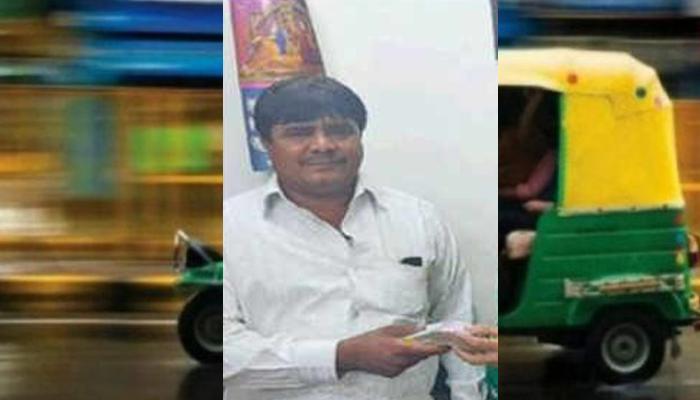 Auto-Rickshaw Driver Returns Bag Containing Rs.4 Lakh