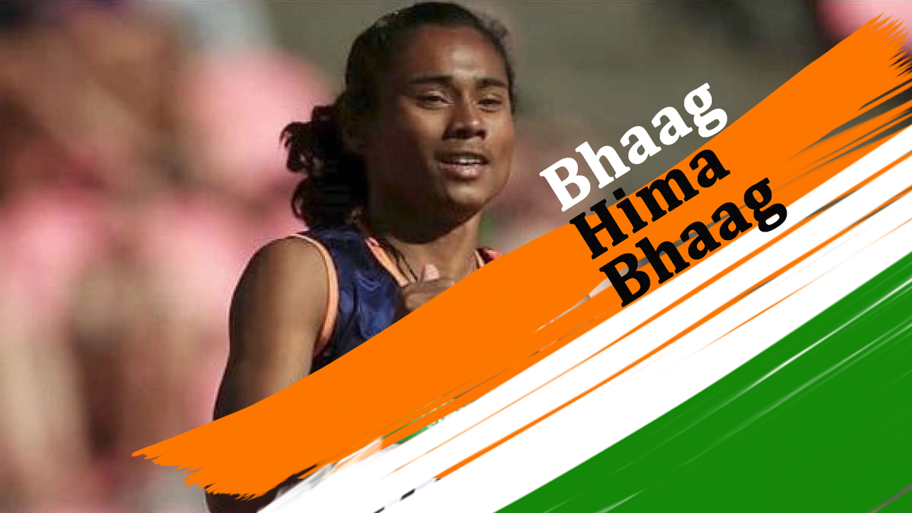 Hima Das Creates History, Gives India Its First World Gold Medal On Track