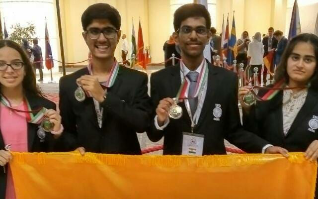 Superlative India: Indian Students Secure Silver Medals At 29th International Biology Olympiad