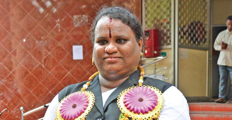 Sathyasri Sharmila