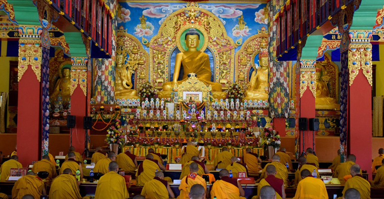 Palpung Sherabling Monastery