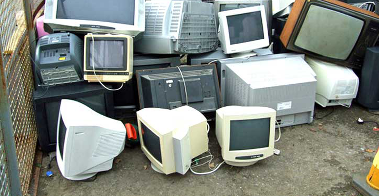 old computer recycle sell