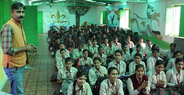 Bodhi Tree Schools Dhirendra Sharma
