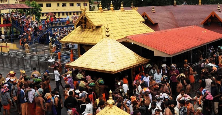 Sabarimala temple supreme court verdict