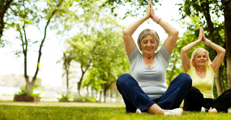 cure arthritis with yoga