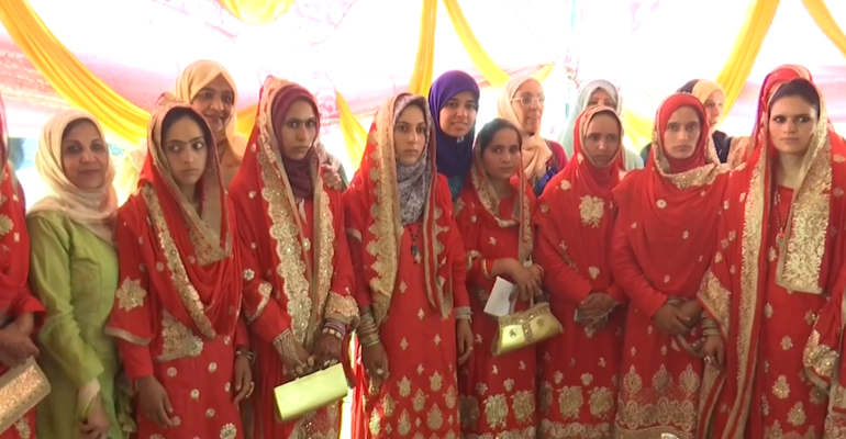 mass marriage kashmir
