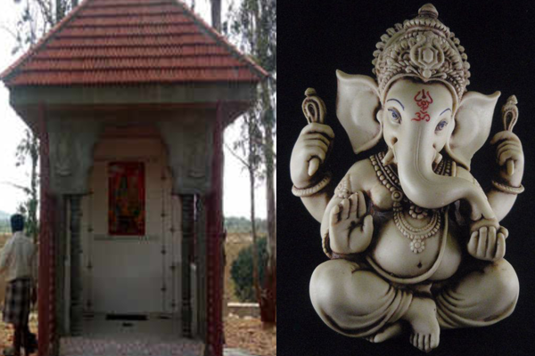 61-YO Muslim Man Builds Lord Ganesha Temple After The Idol got Stolen