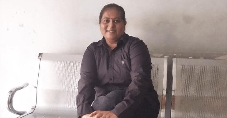 Kavita Bhima Gaikwad - female bouncer