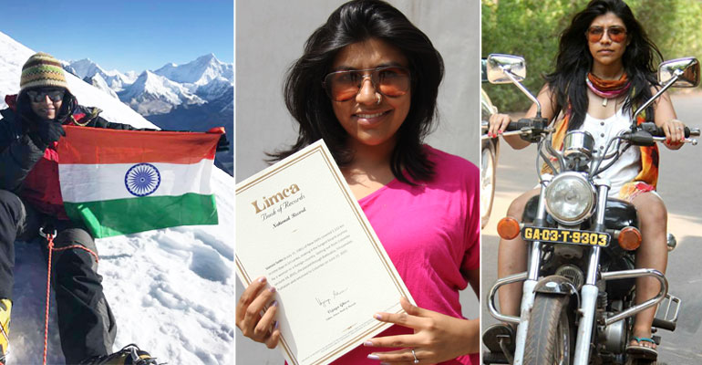 Vamini Sethi - The Corporate Leader Who's Addicted To Mountains Is Now On Her Way To Conquer 7 Summits