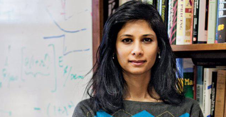 Gita Gopinath - Only The Second Indian And The First Woman To Become The Chief Economist Of IMF