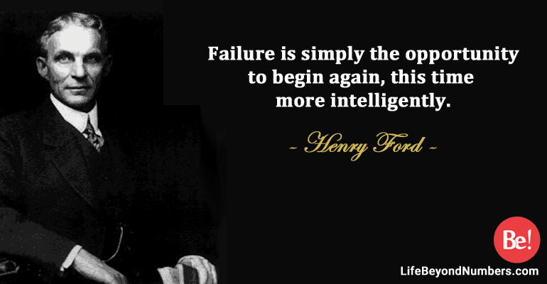 children should accept failure gracefully