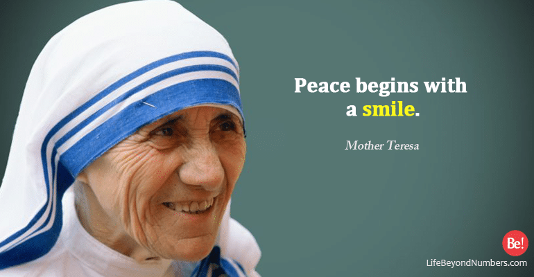 human rights day inspiring quotes mother teresa