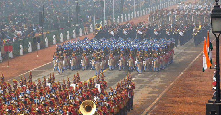 republic day parade 2019 tickets
