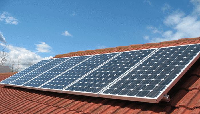 vidhan sabha solar panel