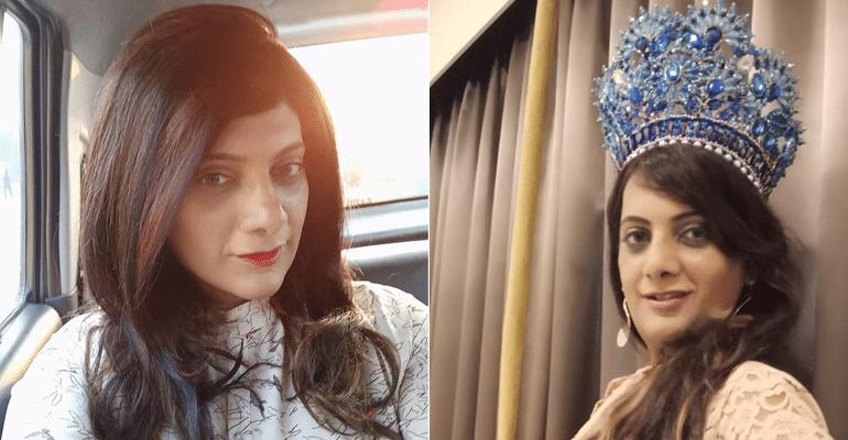 Aizya Naaz Joshi - Miss World Diversity 2018
