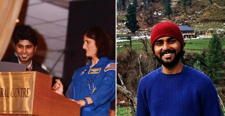 AstroWanderer Abhinav Prakash Dubey