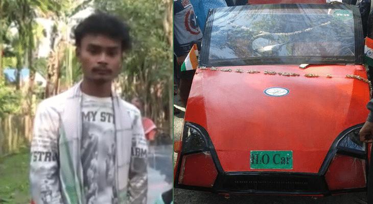 Prasanna Deka water run car