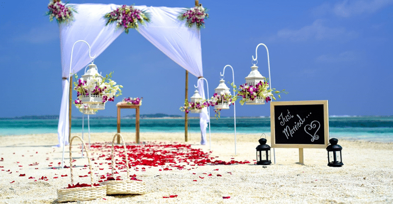 Destination Weddings - 4 Top Things You Should Know To Make It A Success