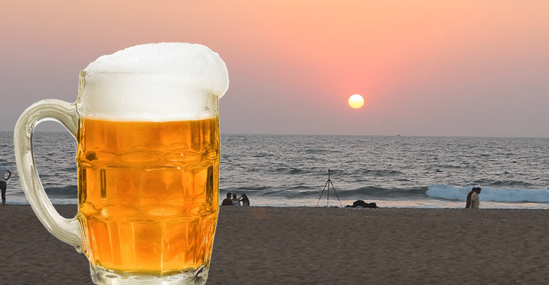 Good News - Now You Can Collect Trash And Trade It For Free Drinks In Goa