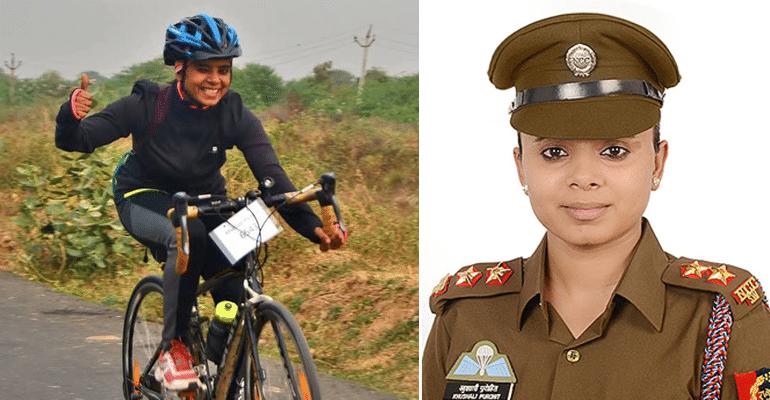 Lieutenant Khushali Purohit