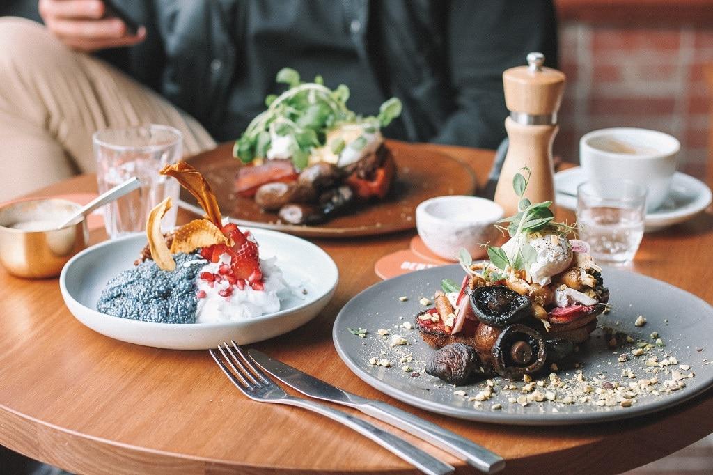 melbourne Australia food
