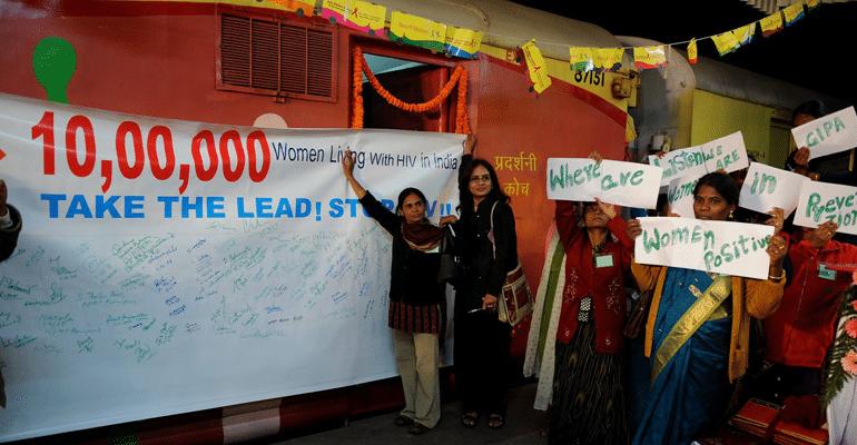 Periasamy Kousalya Positive Women Network India