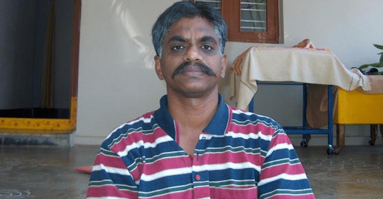 Srinivasa Chakrawarthy Ravuri, founder- Sunplay