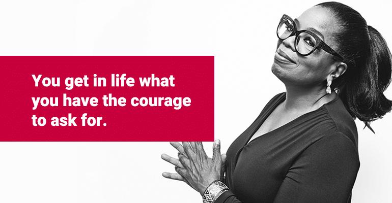 Oprah Winfrey wisdom life experience